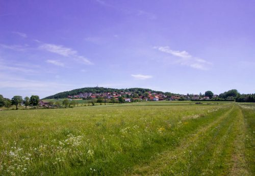 Blick vom Sengelscheid auf Goldhausen