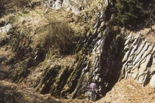 Steinbruch im Eisenberg