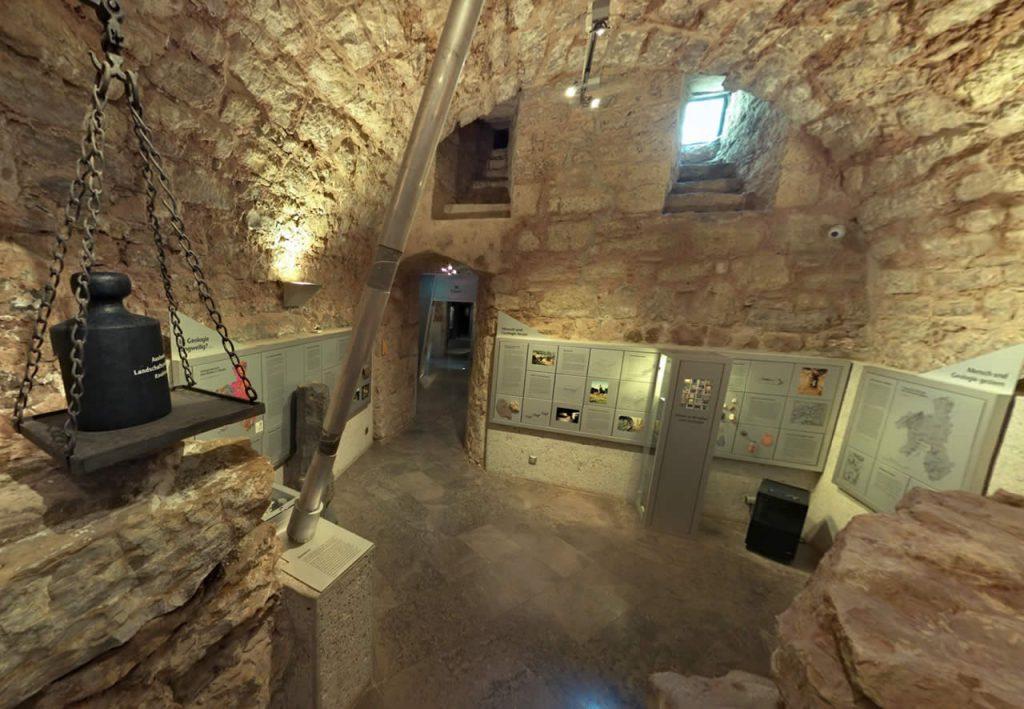 Ausstellung zum Goldbergbau im Museum Korbach