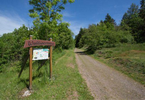 Waldsportpfad