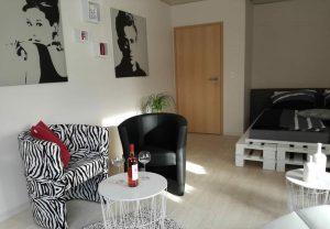 Unterkunft Ferien Appartement Goldhausen
